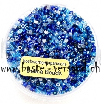 Delica Beads 2mm blue