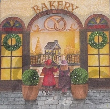 Serviette bakery