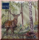 Serviette wild deer